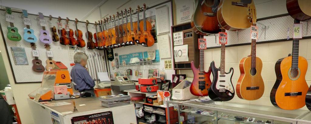 Farrells Music House Ltd